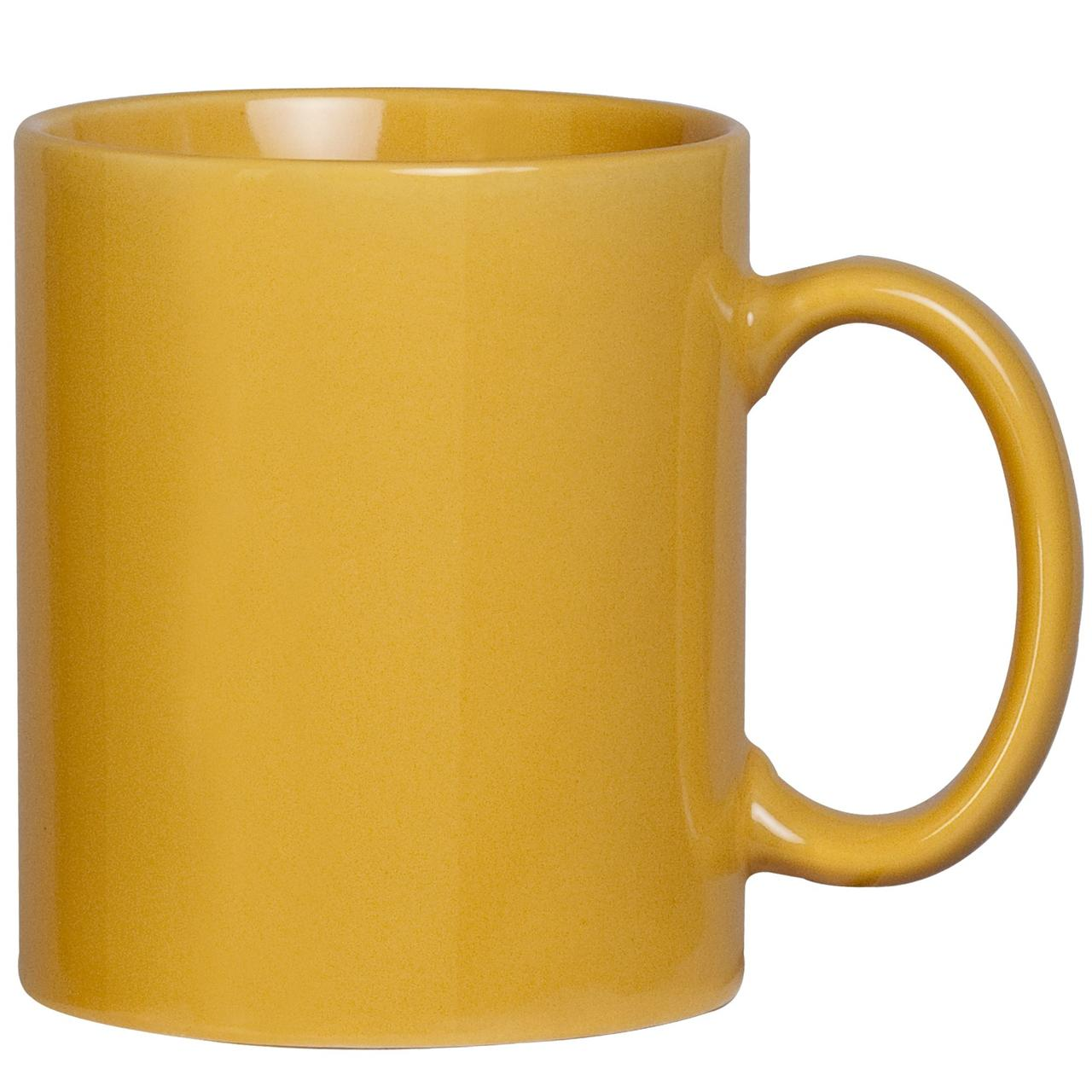 Кружка Promo, желтая (артикул 4534.80)