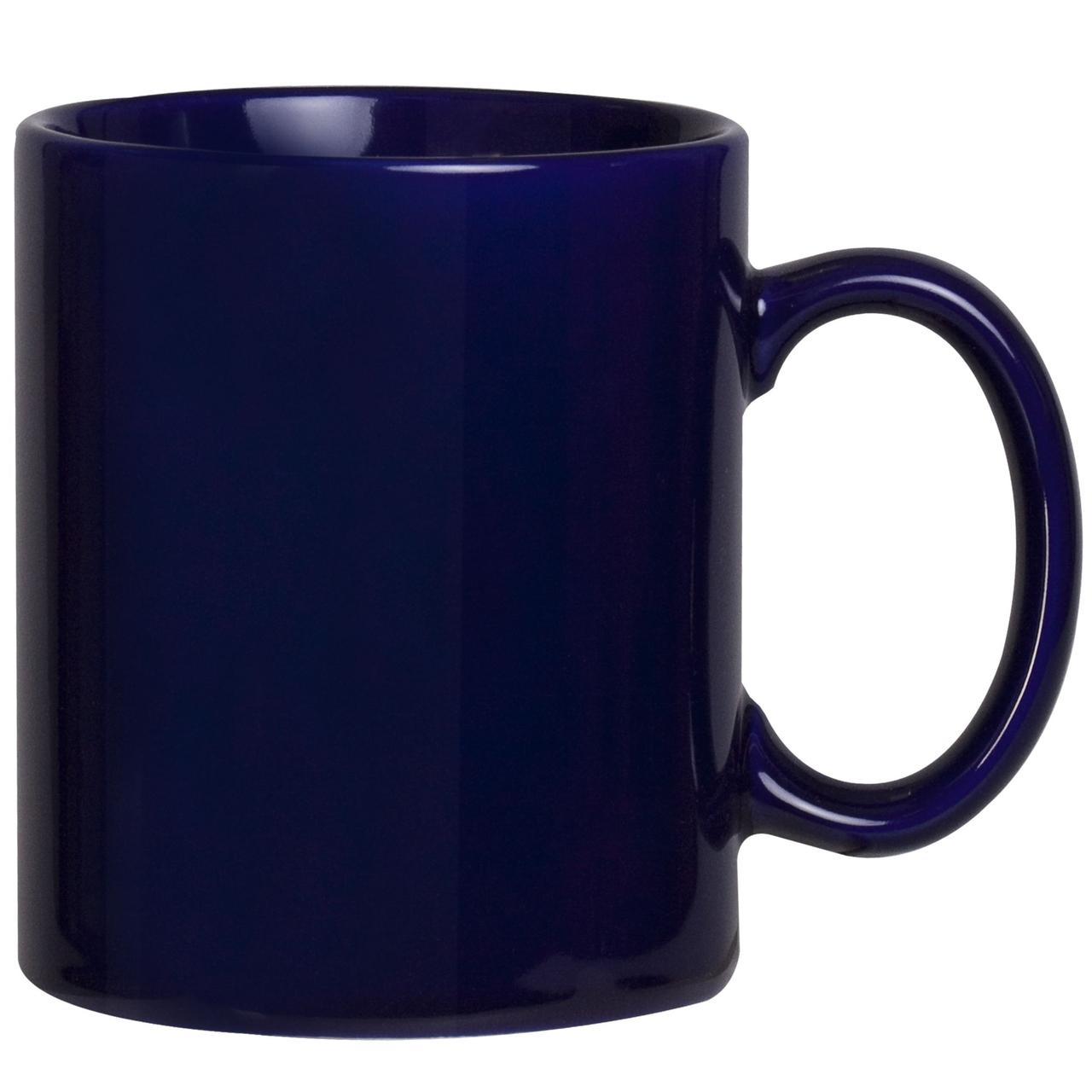 Кружка Promo, темно-синяя (артикул 4534.40)