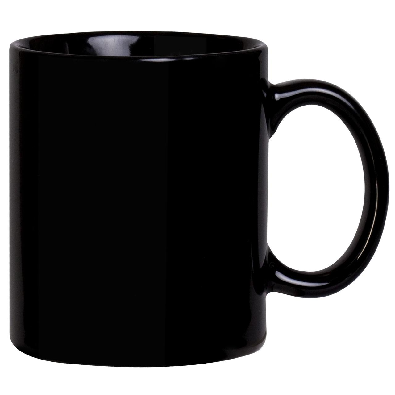 Кружка Promo, черная (артикул 4534.30)