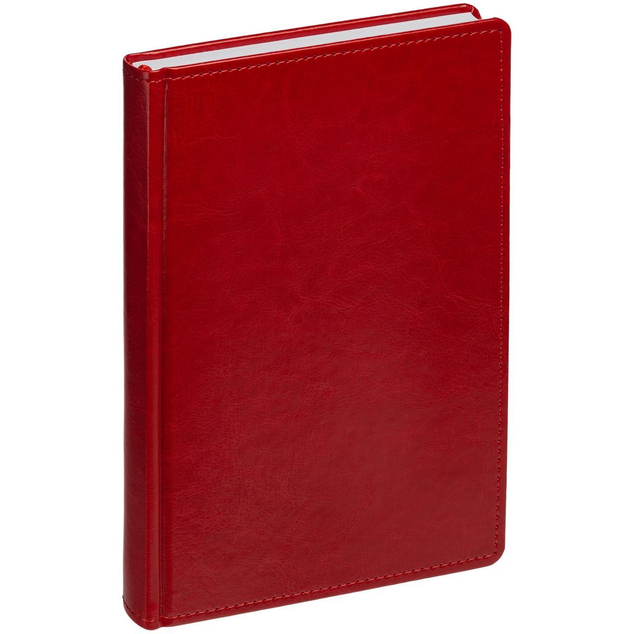 Ежедневник New Nebraska, датированный, красный (артикул 12878.50)