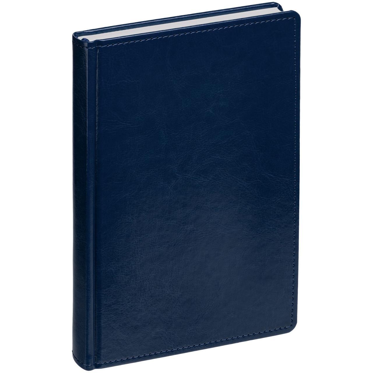 Ежедневник New Nebraska, датированный, синий (артикул 12878.44)