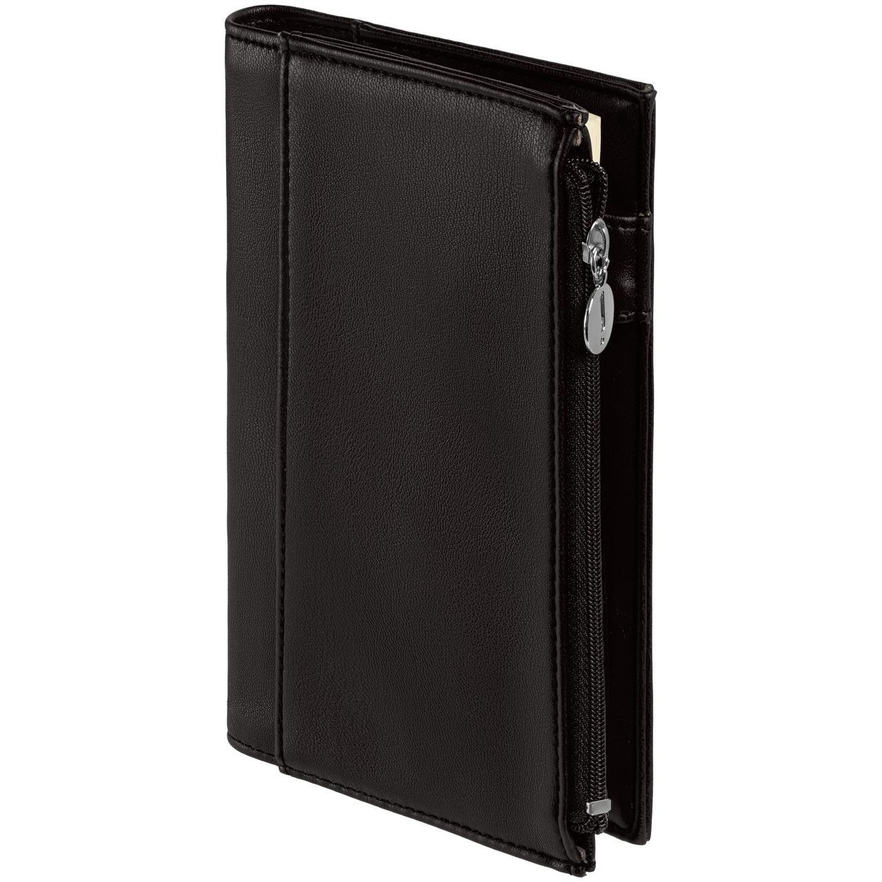 Ежедневник Zipco, недатированный, черный (артикул 17019.30)