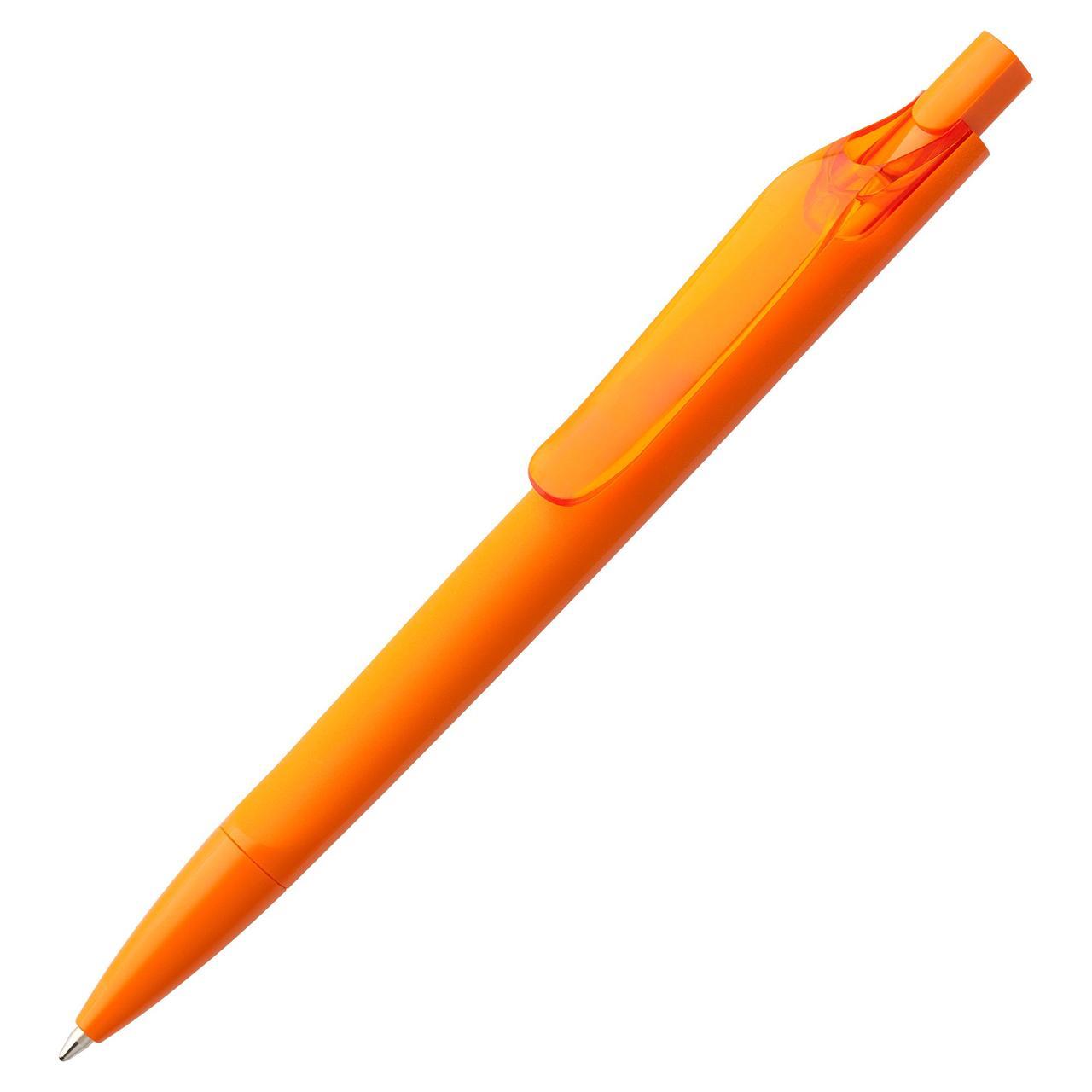 Ручка шариковая Prodir DS6 PPP-T, оранжевая (артикул 3391.20)