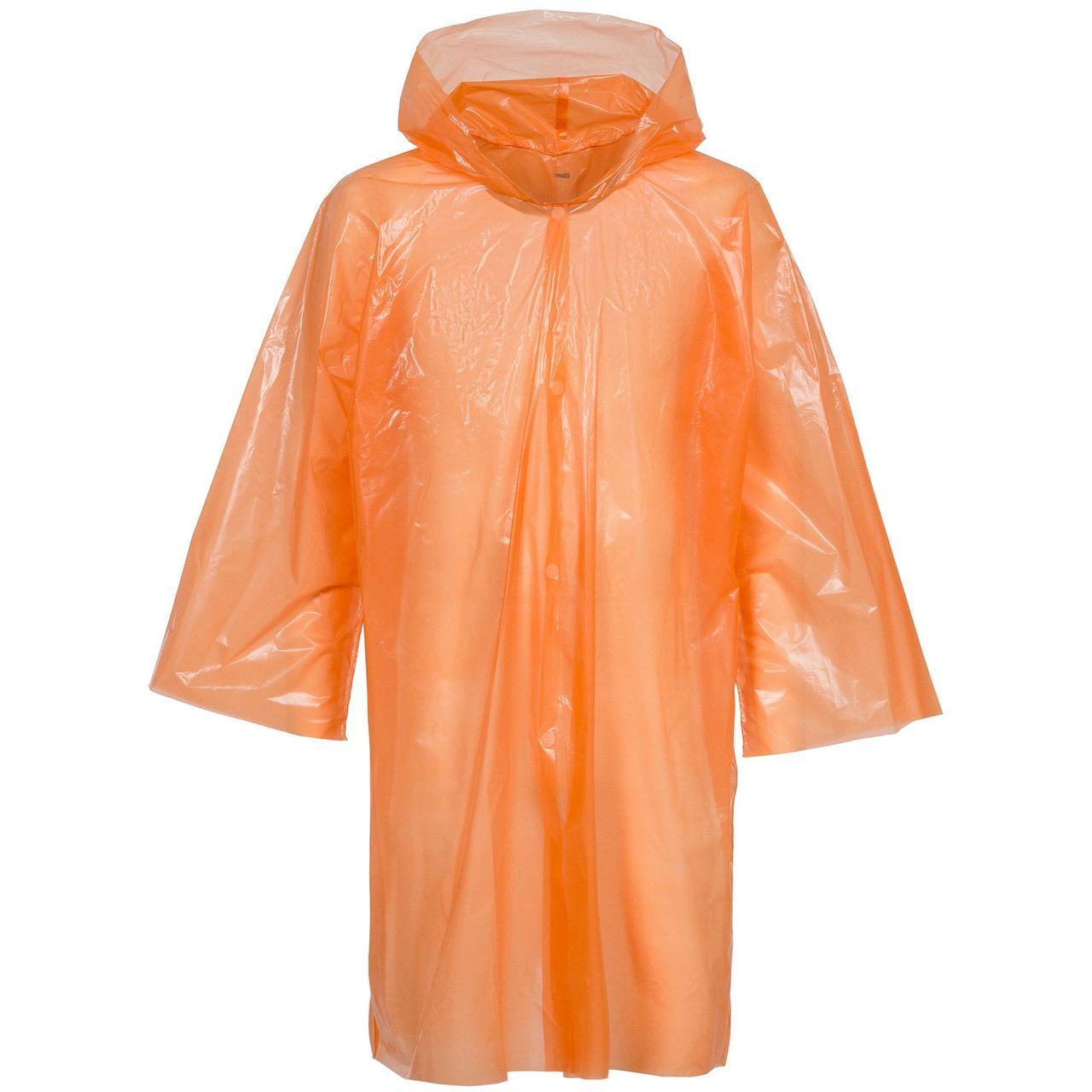 Дождевик-плащ BrightWay, оранжевый (артикул 11875.20)