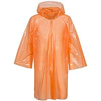 Дождевик-плащ BrightWay, оранжевый (артикул 11875.20), фото 1