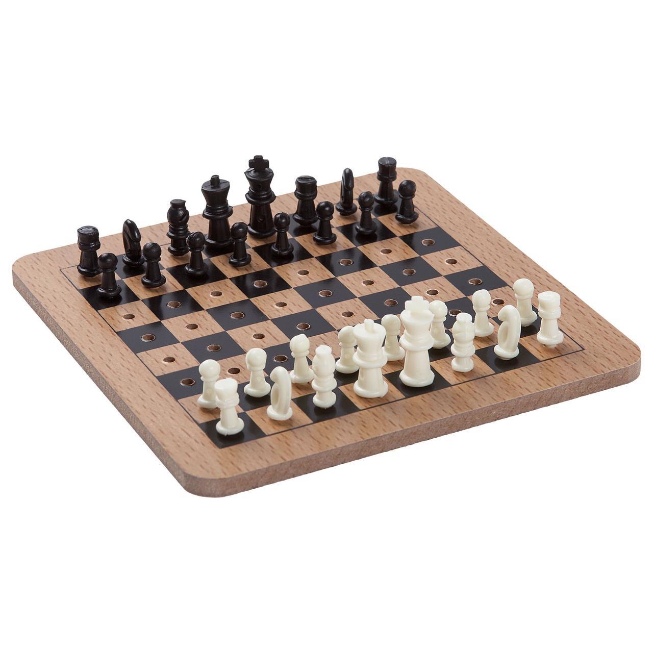 Шахматы дорожные Damier (артикул 3446.30)
