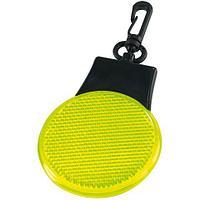 Светоотражатель с подсветкой Watch Out, желтый (артикул 12017.80)