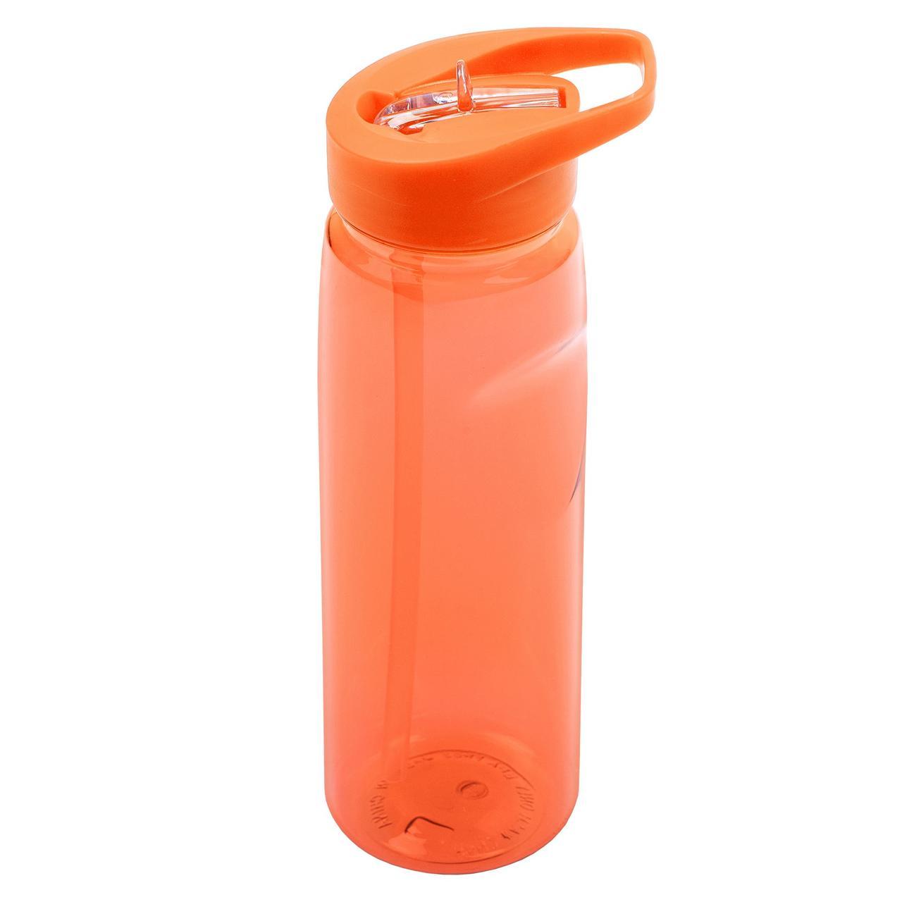 Спортивная бутылка Start, оранжевая (артикул 2826.20)