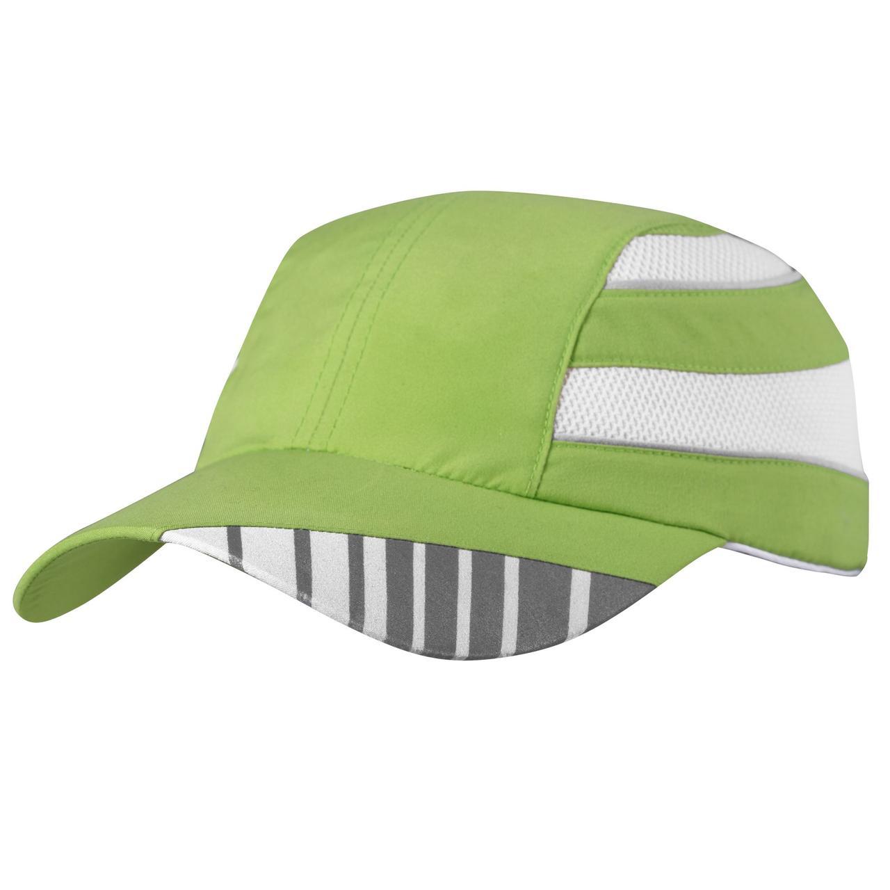 Бейсболка Ben Nevis со светоотражающим элементом, зеленое яблоко (артикул 2387.94)