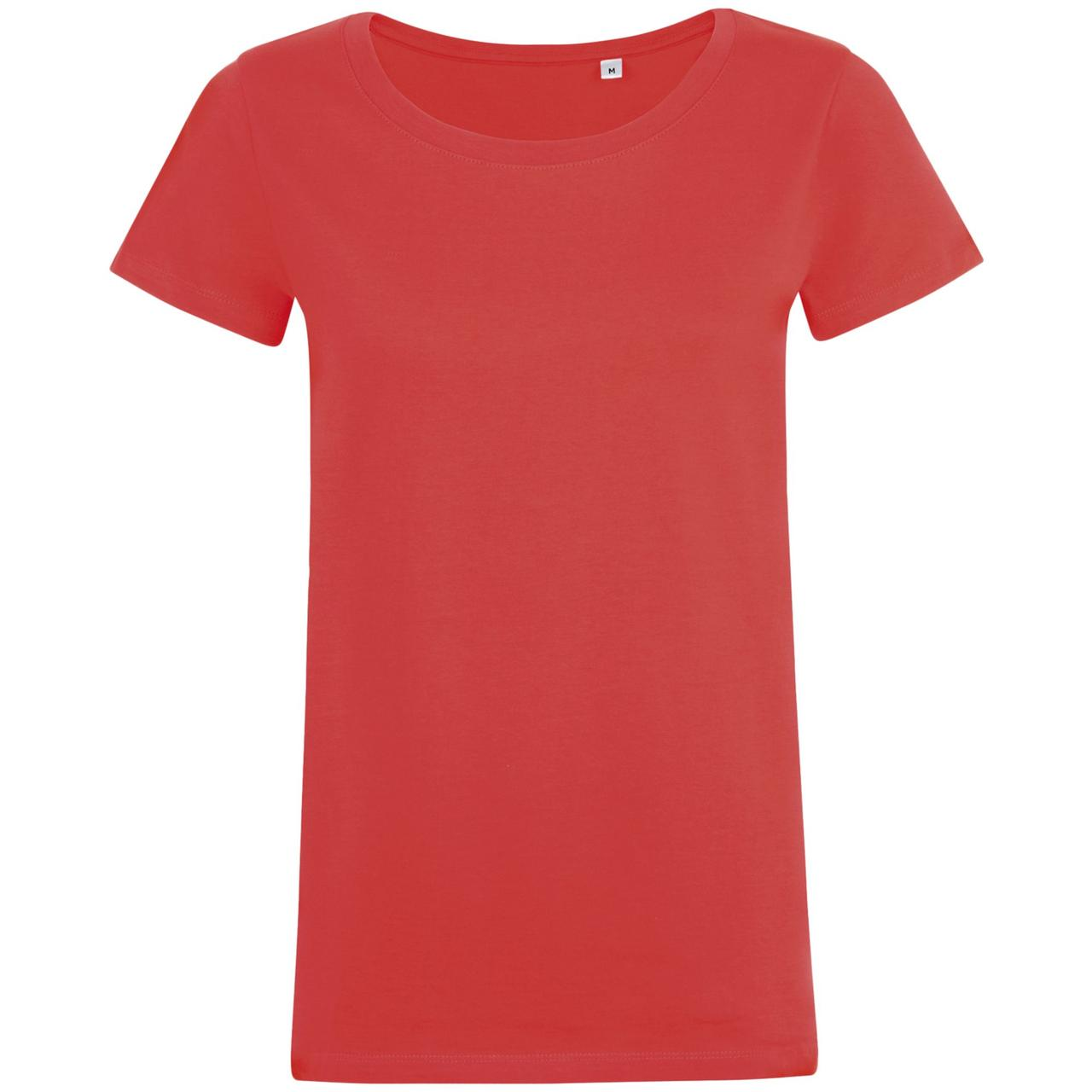 Футболка женская Mia, красная (артикул 01699168)