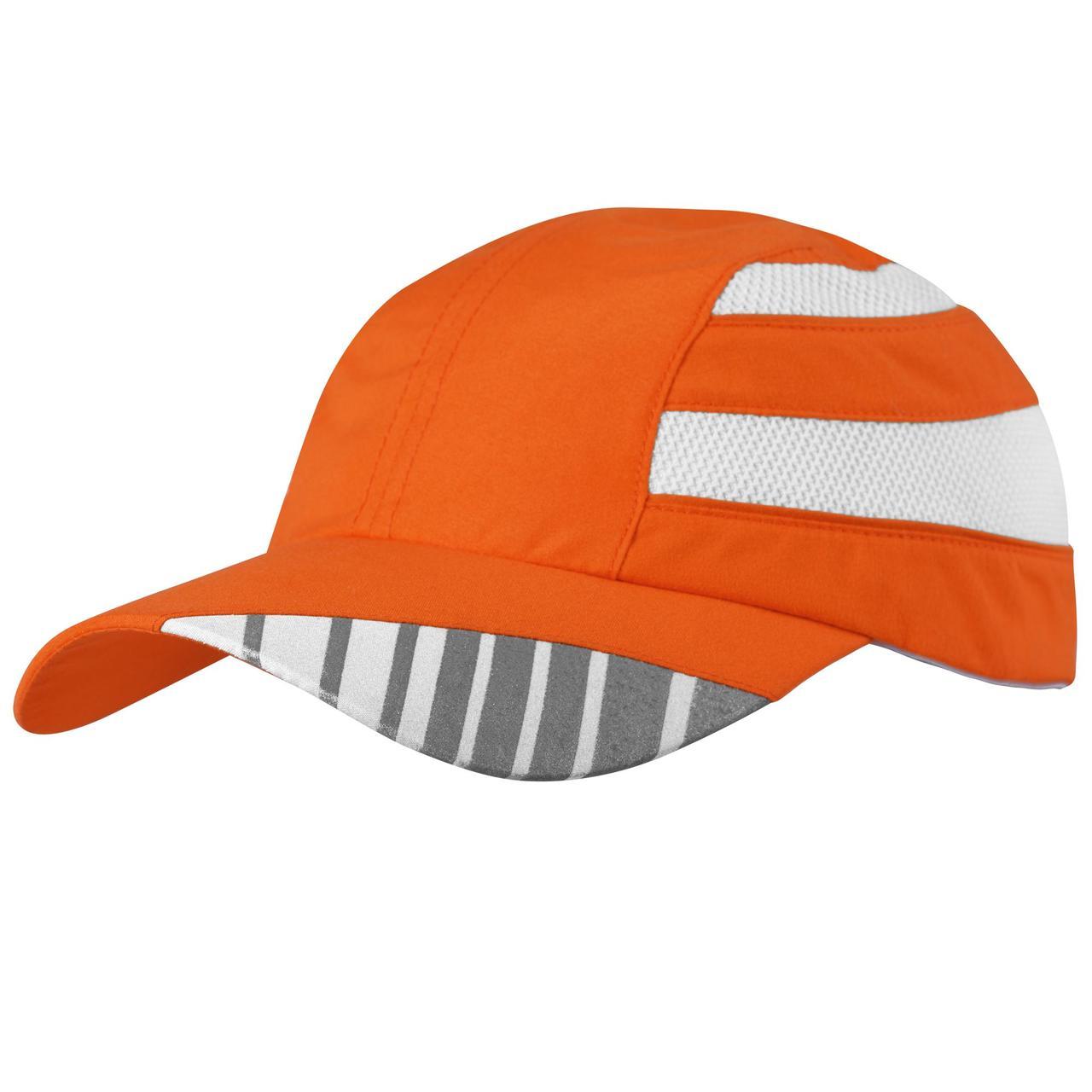 Бейсболка Ben Nevis со светоотражающим элементом, оранжевая (артикул 2387.20)