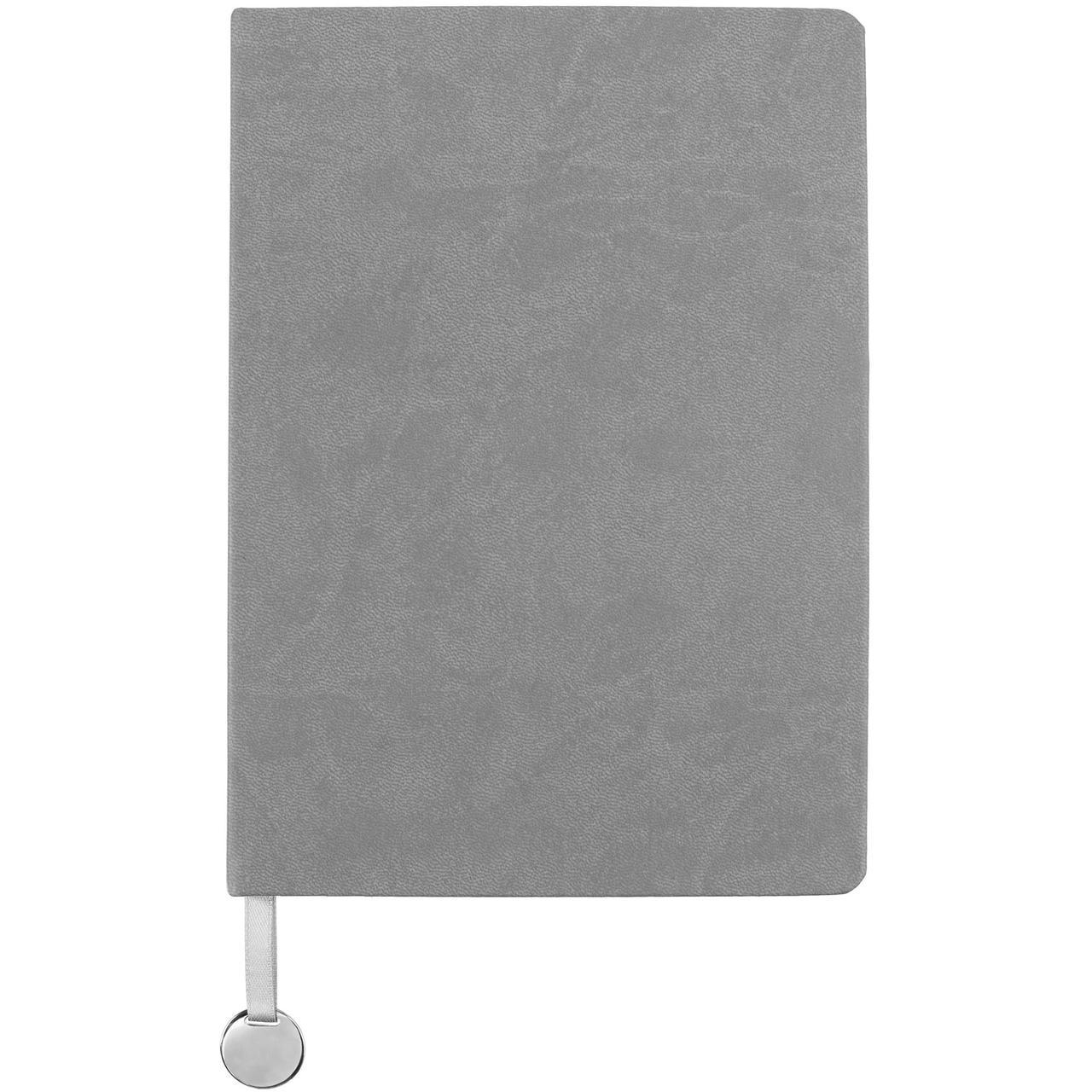 Ежедневник Exact, недатированный, серый (артикул 7882.10)