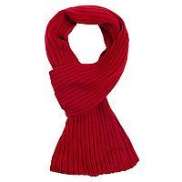 Шарф Stripes, красный (алый) (артикул 6736.50)