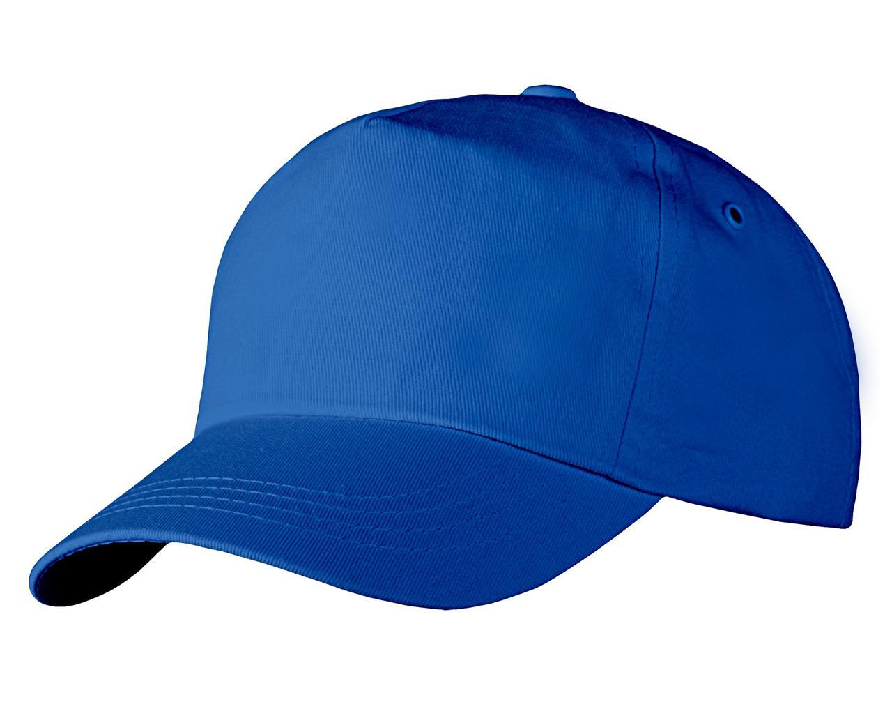 Бейсболка Unit Promo, синяя (артикул 1846.40)