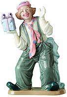 Фигурка «Клоун с подарком» (артикул Z2406)