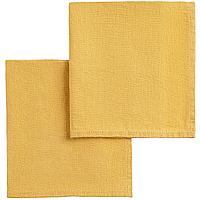 Набор салфеток Fine Line, желтый (артикул 10786.80)