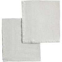 Набор салфеток Fine Line, серый (артикул 10786.10)
