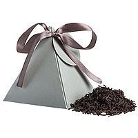 Чай Breakfast Tea в пирамидке, серебристый (артикул 7214.10)