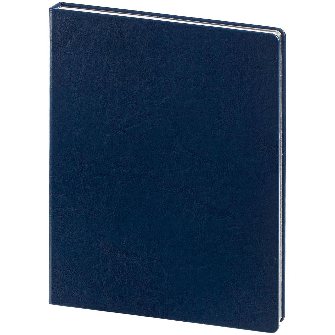 Ежедневник Grand Nebraska, недатированный, синий (артикул 16021.40)