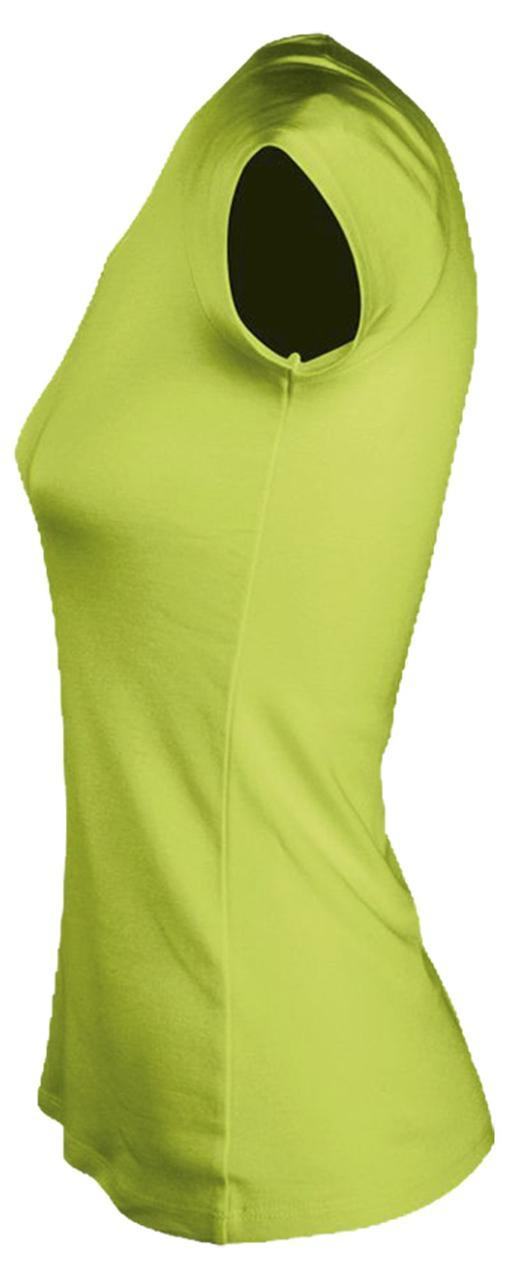 Футболка женская Moody зеленое яблоко (артикул 11865280) - фото 3