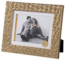 Рамка для фотографий Gold, золотистая (артикул Z9543)