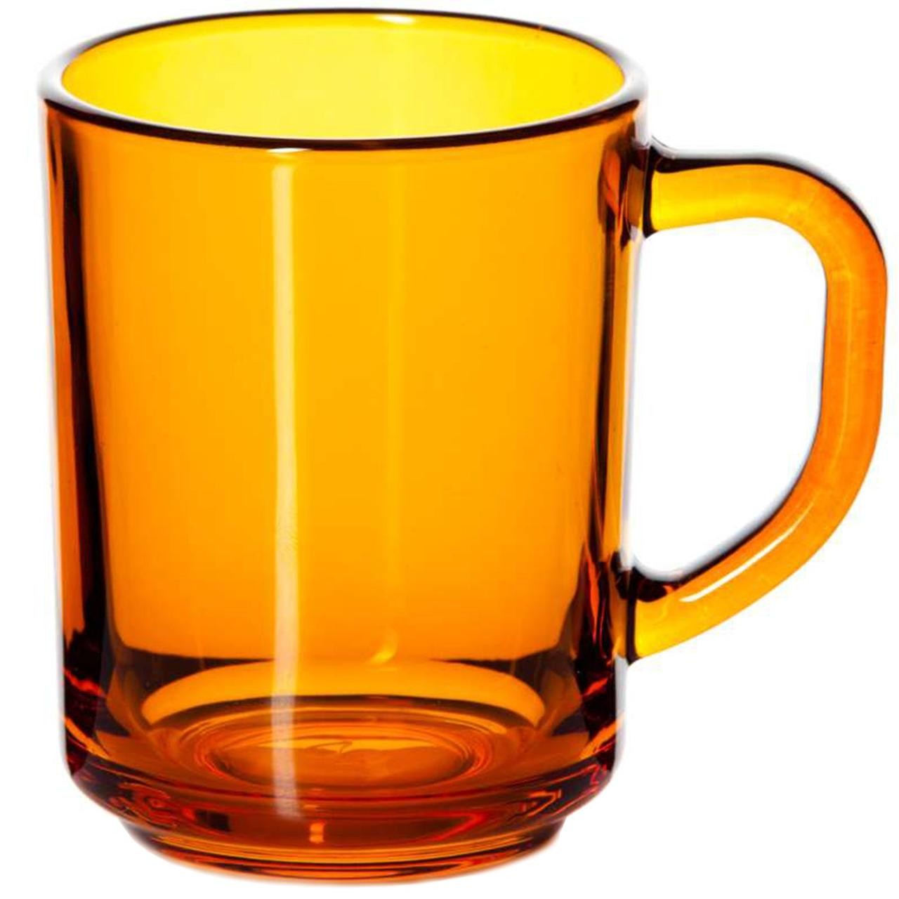 Кружка Enjoy, оранжевая (артикул 10248.20)