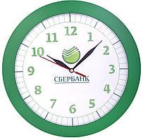 Часы настенные Vivid Large, зеленые (артикул 5590.90)
