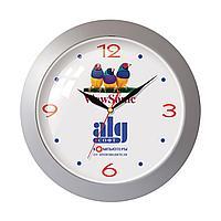 Часы настенные с выпуклым пластиковым стеклом (артикул 8010.02)