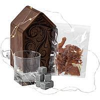 Набор Lighthouse Whisky, с вяленым мясом (артикул 13897.01)
