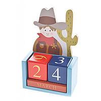 Вечный календарь деревянный (артикул 8253.01)