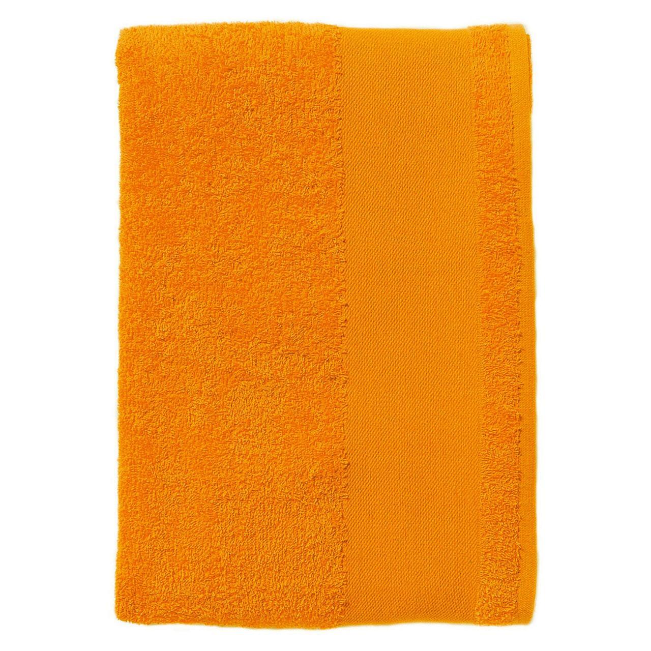 Полотенце махровое Island Medium, оранжевое (артикул 4592.20)