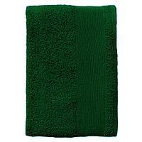 Полотенце махровое Island Medium, темно-зеленое (артикул 4592.90)