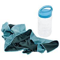 Охлаждающее полотенце Weddell, голубое (артикул 5965.42), фото 1