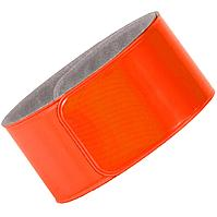 Светоотражающий браслет Lumi, оранжевый неон (артикул 12016.20)