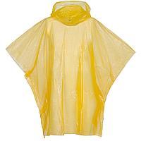 Дождевик-пончо RainProof, желтый (артикул 11874.80)