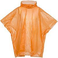 Дождевик-пончо RainProof, оранжевый (артикул 11874.20)