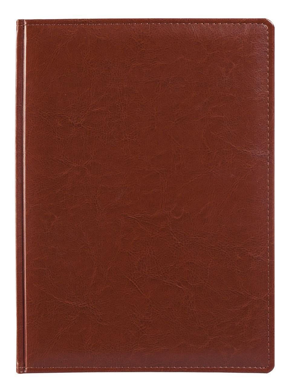 Еженедельник Nebraska, датированный, коричневый (артикул 4845.55)
