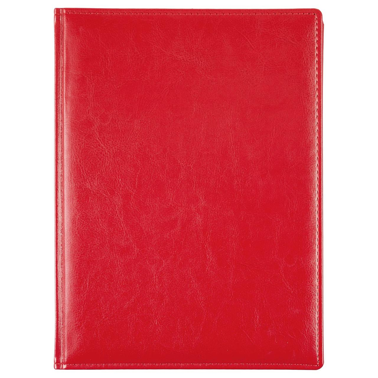 Еженедельник Nebraska, датированный, красный (артикул 4845.50)