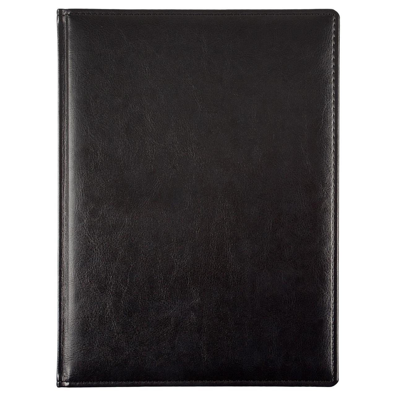 Еженедельник Nebraska, датированный, черный (артикул 4845.30)