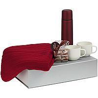 Набор Chatter, красный с белым (артикул 12354.50)