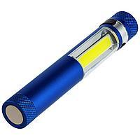 Фонарик-факел LightStream, малый, синий (артикул 10420.40)