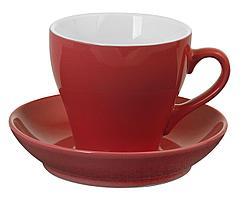 Чайная пара Tulip, красная (артикул 6477.50)