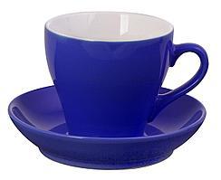 Чайная пара Tulip, синяя (артикул 6477.40)