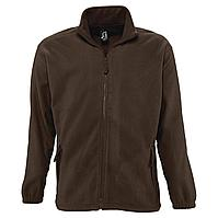Куртка мужская North 300, коричневая (артикул 1909.59)