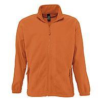 Куртка мужская North 300, оранжевая (артикул 1909.20)