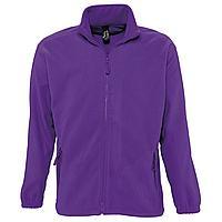 Куртка мужская North 300, фиолетовая (артикул 1909.78)