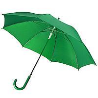 Зонт-трость Unit Promo, зеленый (артикул 1233.90)