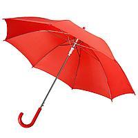 Зонт-трость Unit Promo, красный (артикул 1233.50)