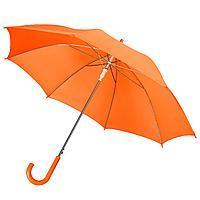Зонт-трость Unit Promo, оранжевый (артикул 1233.20)