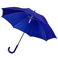 Зонт-трость Unit Promo, синий (артикул 1233.40)